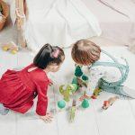 Opruimen met kinderen