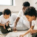 Kinderen betrekken bij huishouden